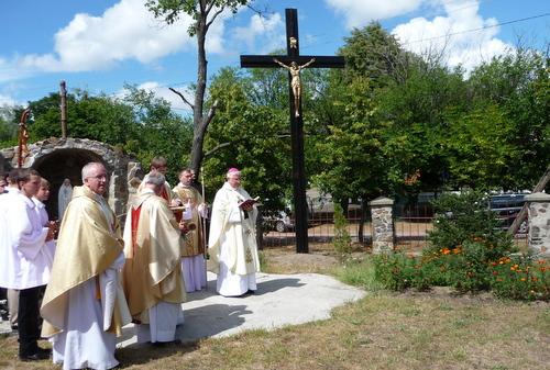 Peregrynacja obrazu Jezusa Miłosiernego 2012 r.