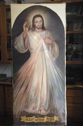 Obraz Jezusa Miłosiernego - Świdnica