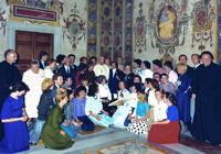 Spotkanie Współpracowników z Janem Pawłem II w Rzymie