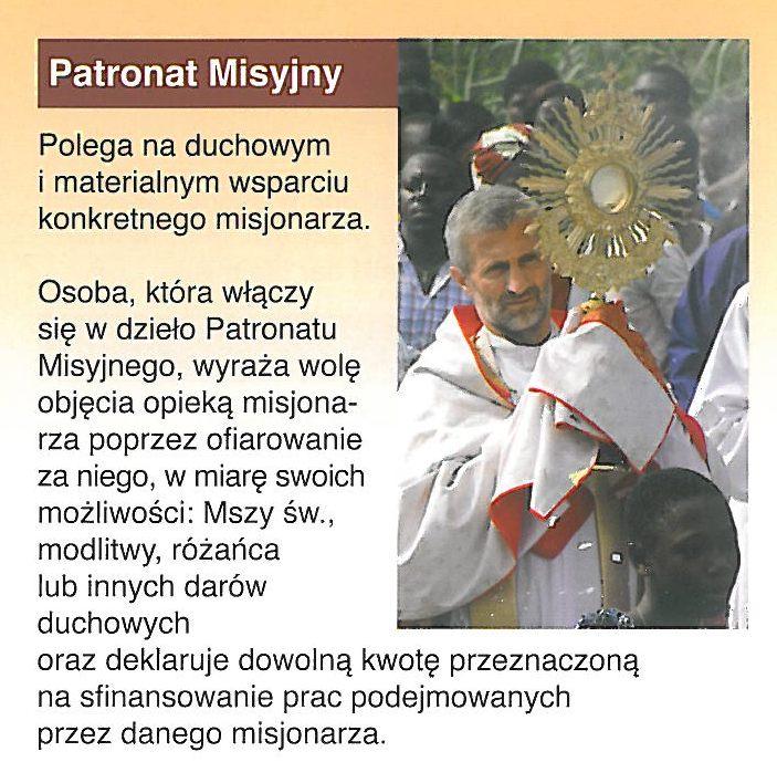 Patronat Misyjny