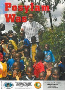 na okładce br. Jan Grabowski na WKS